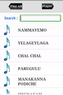 Hindi Tamil Telugu Songs - screenshot thumbnail