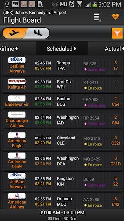 Airline Flight Status Tracking 1.7.5 screenshot 206381