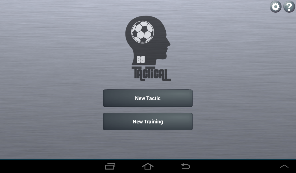 BeTactical Sport Board - screenshot