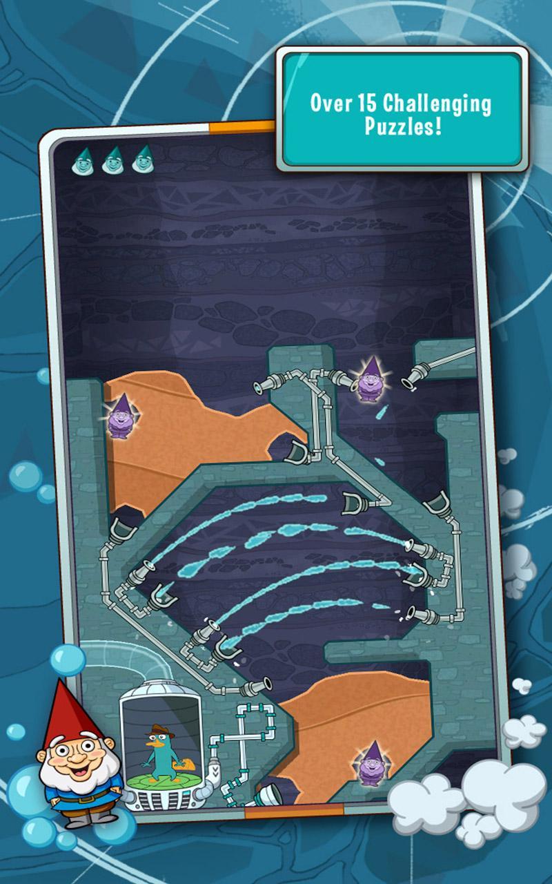 Where's My Perry? Free screenshot #5