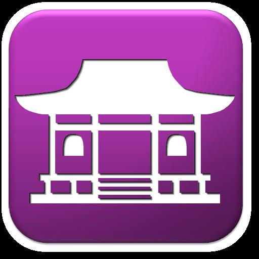 鎌倉観光案内 LOGO-APP點子