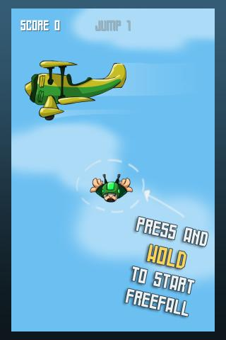 Skydiver Drop Zone Free 1.0.0