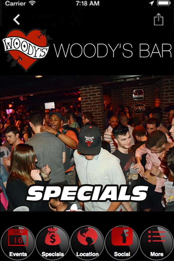 Woody S Gay Bar 83