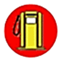 Fuel Mileage Calculator icon