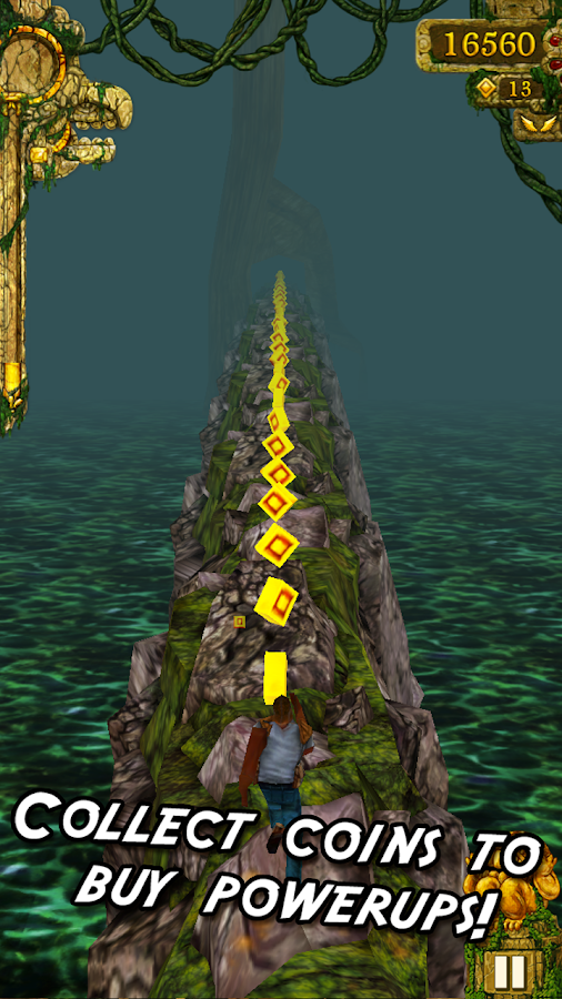 Temple Run – Screenshot