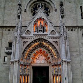 Zagrebačka katedrala by Bero Planinec - Buildings & Architecture Public & Historical