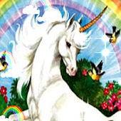 Rainbow Unicorn LW