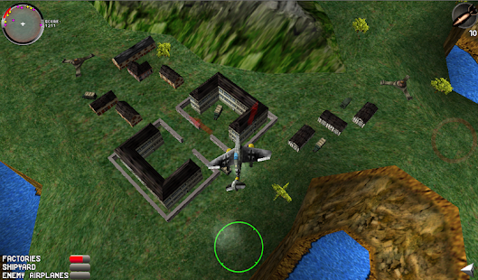 Armageddon Squadron FREE apk screenshot 10