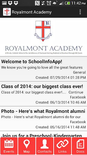 Royalmont Academy