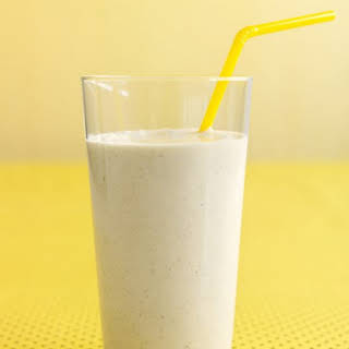 Banana-Oat Smoothie.