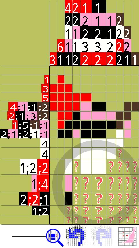 GraphiLogic (Nonogram,Picross)- screenshot