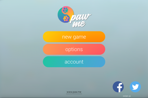 Online Game for Cats. Paw Me.