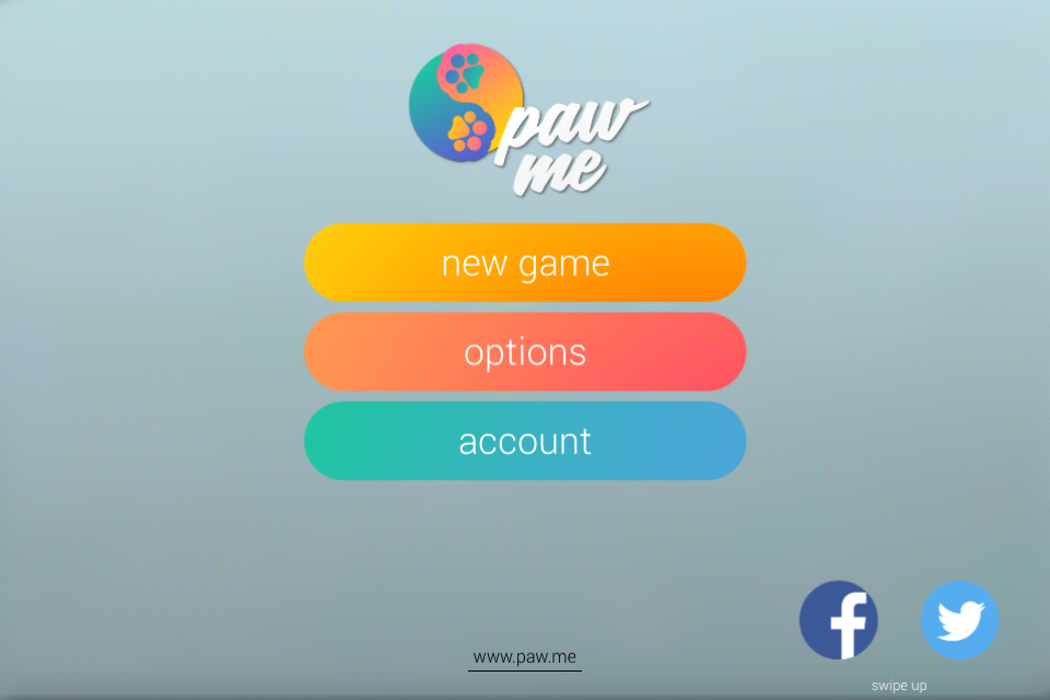 Full Game for Cats Paw Me.- screenshot