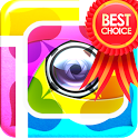 Camera Grid Collage icon