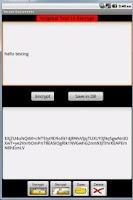 Screenshot of Secure Documents