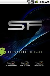 SF Showtimes in Hand - screenshot thumbnail