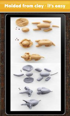 粘土フィギュアのおすすめ画像5