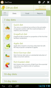 DietTime All Diet Sets- screenshot thumbnail