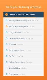 Udacity - Learn Programming Screenshot 5