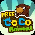 Coco Animal FREE logo