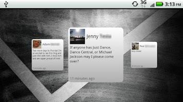 Screenshot of Buddy Box for Facebook