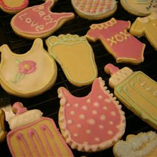 Soft Sugar Cookies II.