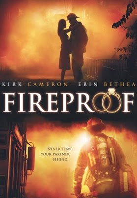 Book used in fireproof movie