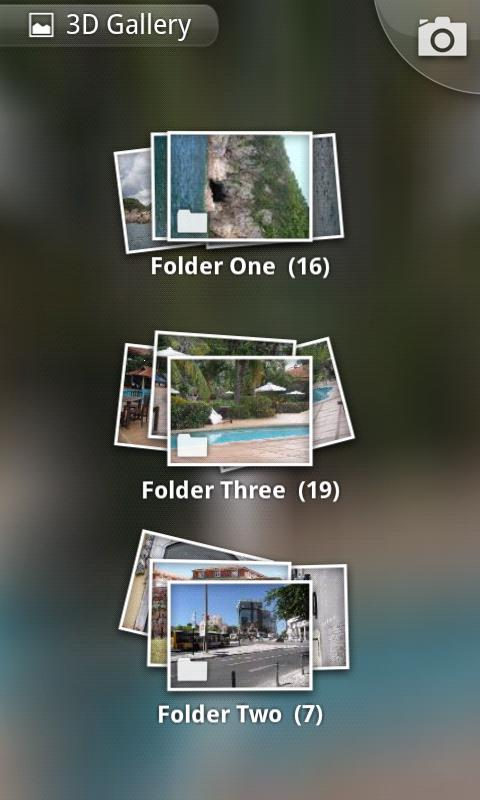 Image & Video Hider - screenshot