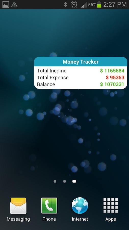 Money Tracker - Expense Budget- screenshot