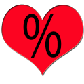 حاسبة الحب icon