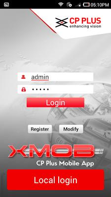 XMOB - screenshot