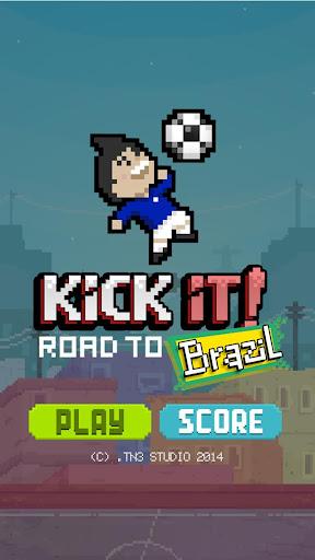 KICK IT: Road to Brazil