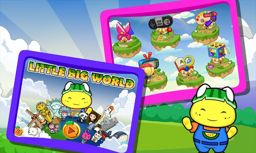 Little Big World French EN
