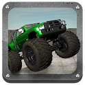 Monster Truck Parking 3D icon