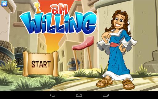 KBH: I Am Willing