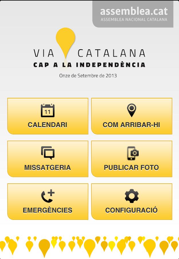 Via Catalana - screenshot