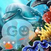 GO SMS Pro Theme fish Buy