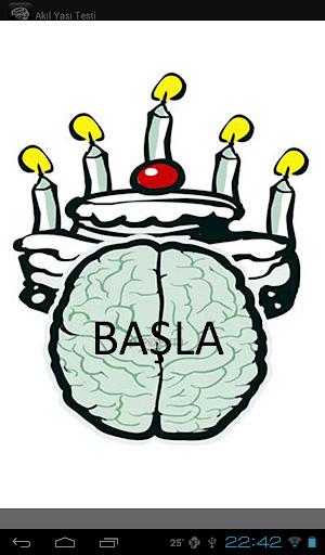 Akıl Yaşı Testi