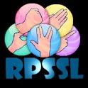 Geeky Games –  RPSSL logo