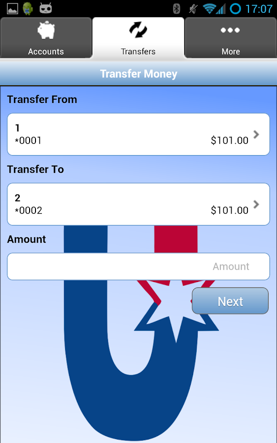 United 1st MobileMoney - screenshot