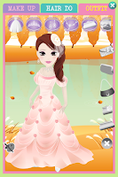 Screenshot of Princess Makeup Lite