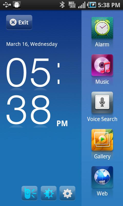 Samsung Desk Home - screenshot