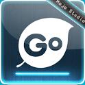 blue Fusion GO Keyboard icon