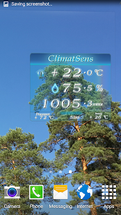 ClimatSens - screenshot thumbnail