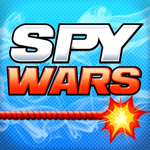 Spy Wars (間諜戰爭) LOGO-APP點子