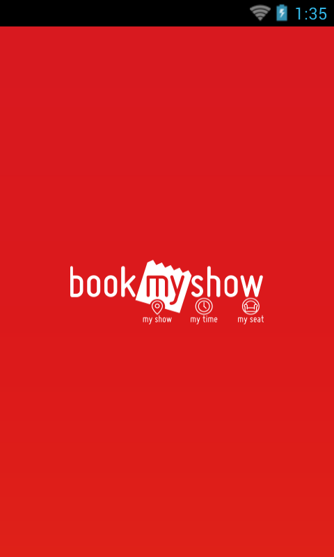 BookMyShow–Movie Tickets,Plays - screenshot