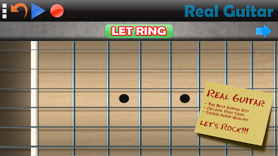 [Real Guitar] Screenshot 1