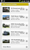Screenshot of Columbus Ohio Real Estate