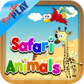 Safari Animals: Learn Animals