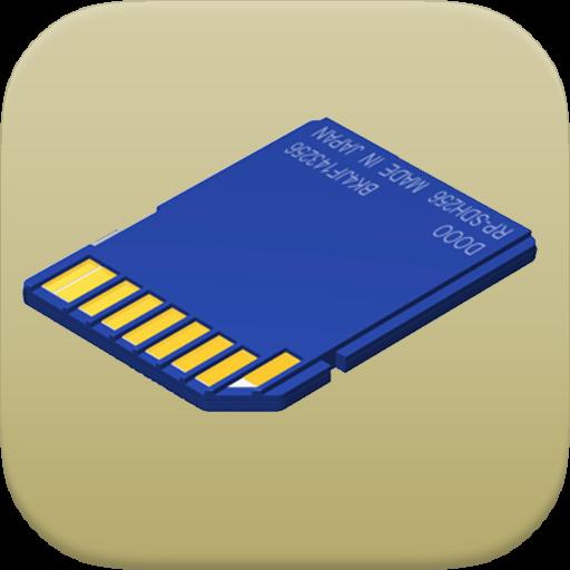 工具App|SD卡照片恢復信息 LOGO-3C達人阿輝的APP